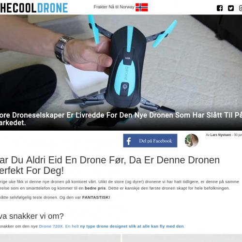 The Cool Drone [NO]