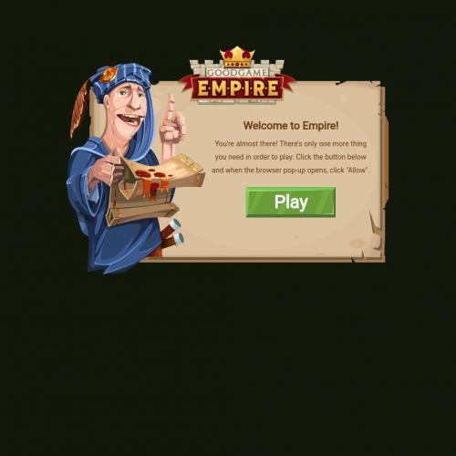 Goodgame Empire - AT, DE, CH - SOI