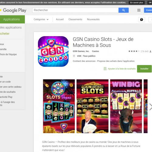 GSN Casino - Android[US]