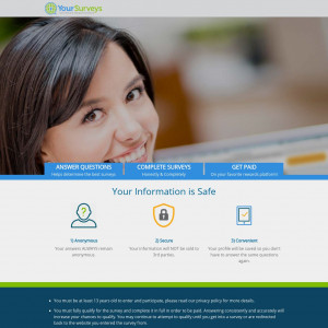 Your Surveys Router - Worldwide (INTL)