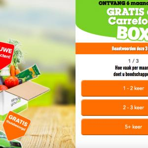 [INCENT] Carrefour Grocery Box BE [desktop] [BE]