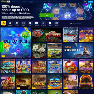 William Hill Casino - CPA