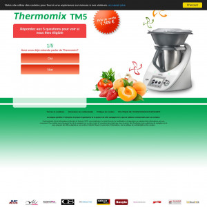 Thermomix Sweepstake