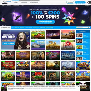 Mr. Play  - Online Casino - CPA - Multigeos