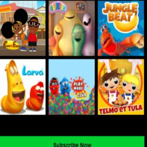 Kids TV - CPA -MTN  Carrier (iPhone, iPad, Android, Windows phone, BlackBerry) ZA - Non incent