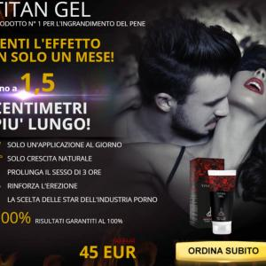 Titan Gel - COD - IT