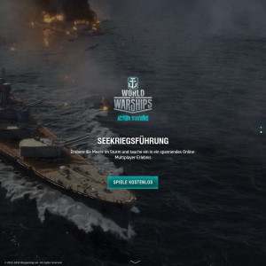 World of Warships (DE/AT/CH DOI)