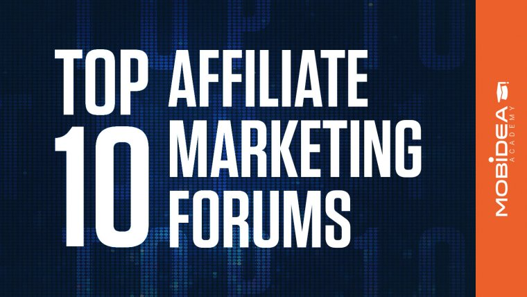Best Affiliate Marketing Forums on the Internet