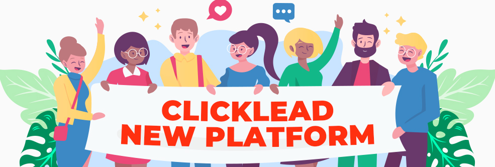 CLICKLEAD is getting a major update! Check them out!
