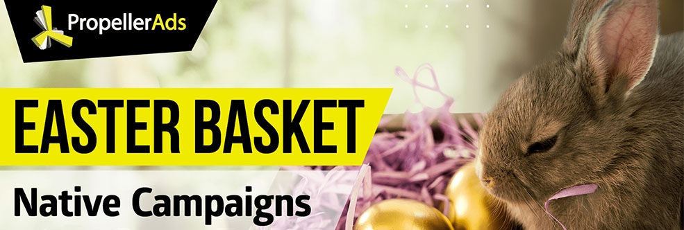 How to Promote Your Easter Campaigns with Native Ads