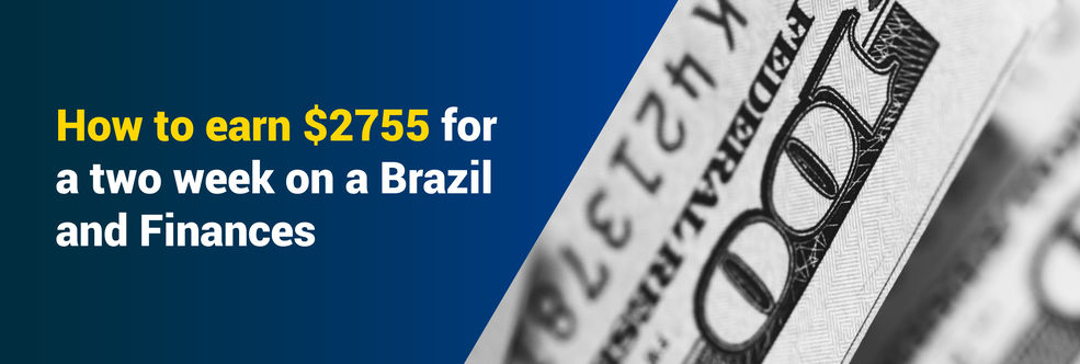 Push ads, money, 2 payment models. How to earn $2755 on Santander and Brazil