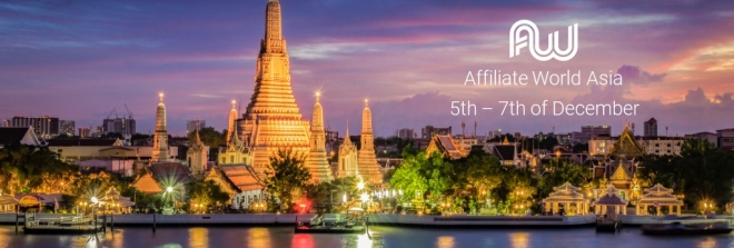 Affiliate World Asia 2018 is coming!