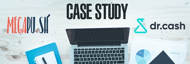 Case Study: Male enhancement offer from Dr.Cash + India from Megapu.sh = $4465