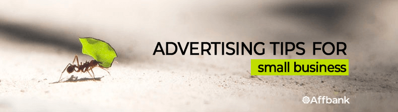 6 Advertising Tips for Small Business