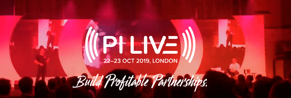 PI LIVE is coming your way! Don't miss a chance!