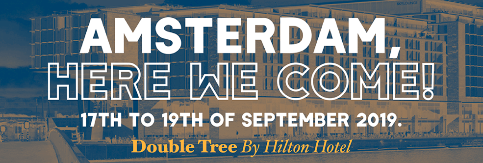 Webmaster Access Conference is celebrating 15th anniversary Sept. 17-19 at the Double Tree by Hilton in Amsterdam