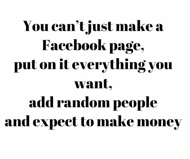 How to monetize Facebook traffic on Affbank.com