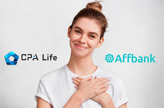 CPA Life Award 2018 with Affbank.com