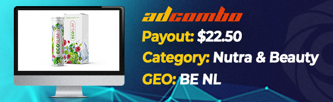 The most converting offers on Affbank from AdCombo
